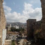 Ruinas en Byblos - Líbano